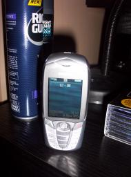 Siemens CX65 Mobile Phone