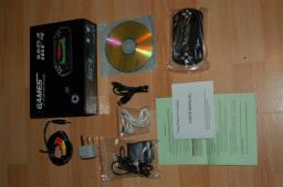 PMP Box Contents
